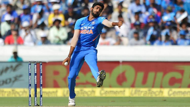 Jasprit Bumrah Cricketer