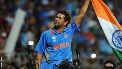Qualities of sachin tendulkar