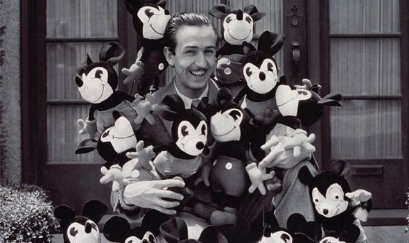 What made Walt Disney