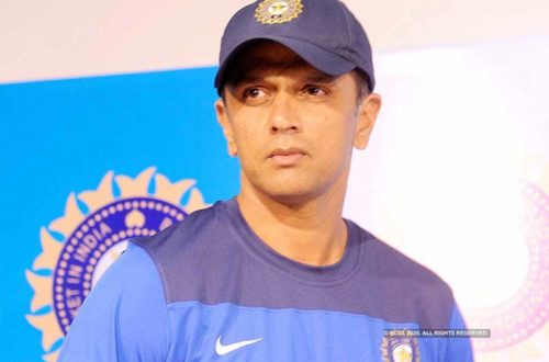 5 things to learn from Rahul Dravid