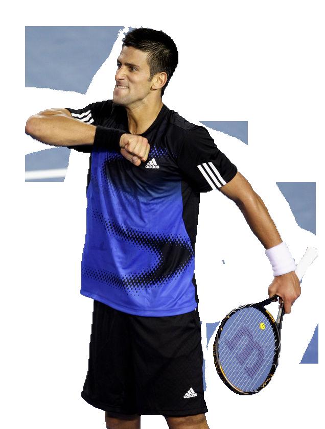 Qualities of Novak Djokovic