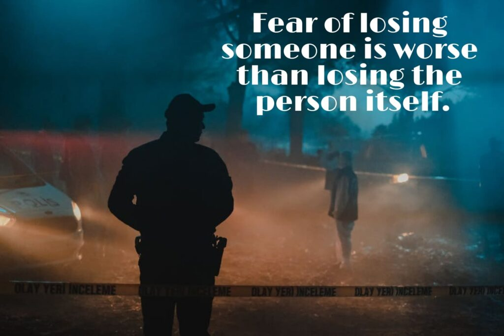 Fear of losing money 5