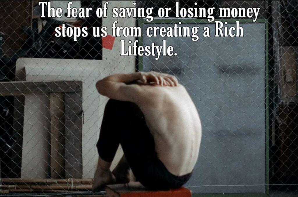 Fear of losing money 3