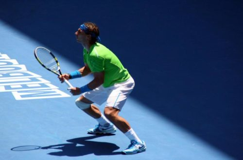 Qualities of rafael nadal