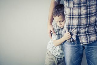 Is your kid feeling shy ? Help him in overcoming shyness.