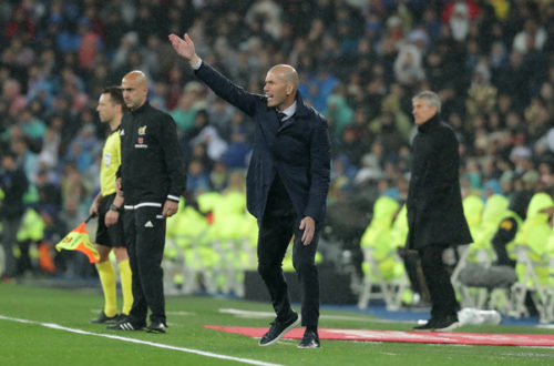 Qualities of Zinedine Zidane