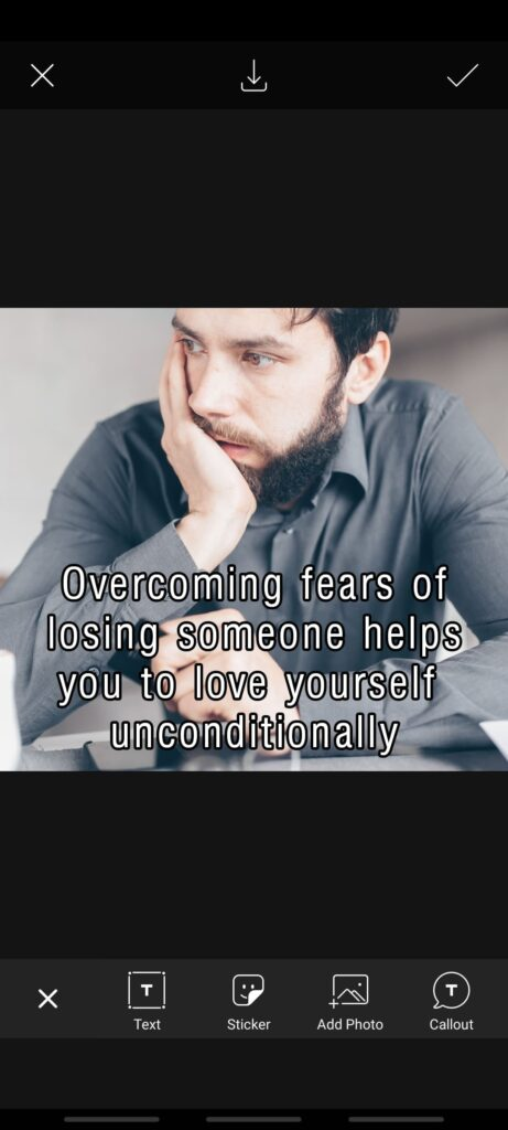 HOW TO OVERCOME THE FEAR OF HURTING SOMEONE YOU LOVE? 1