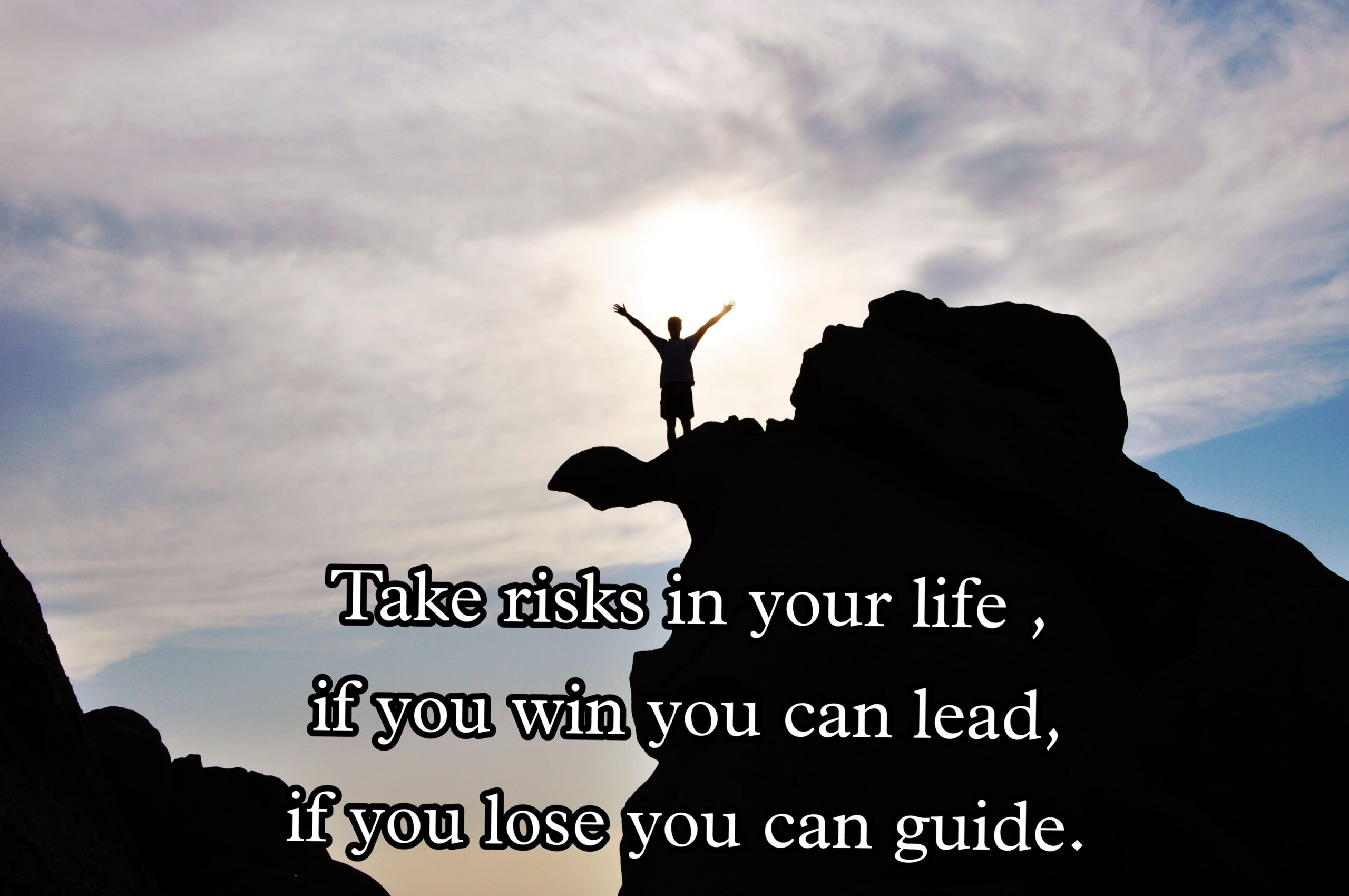 Overcoming the Fear of Taking Risks. 4