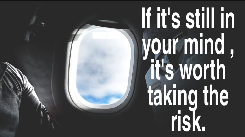 Overcoming the Fear of Taking Risks. 5