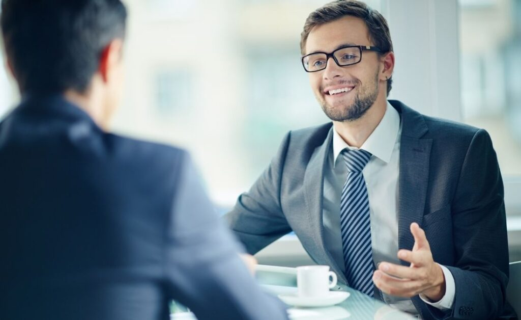 how to be confident in interviews