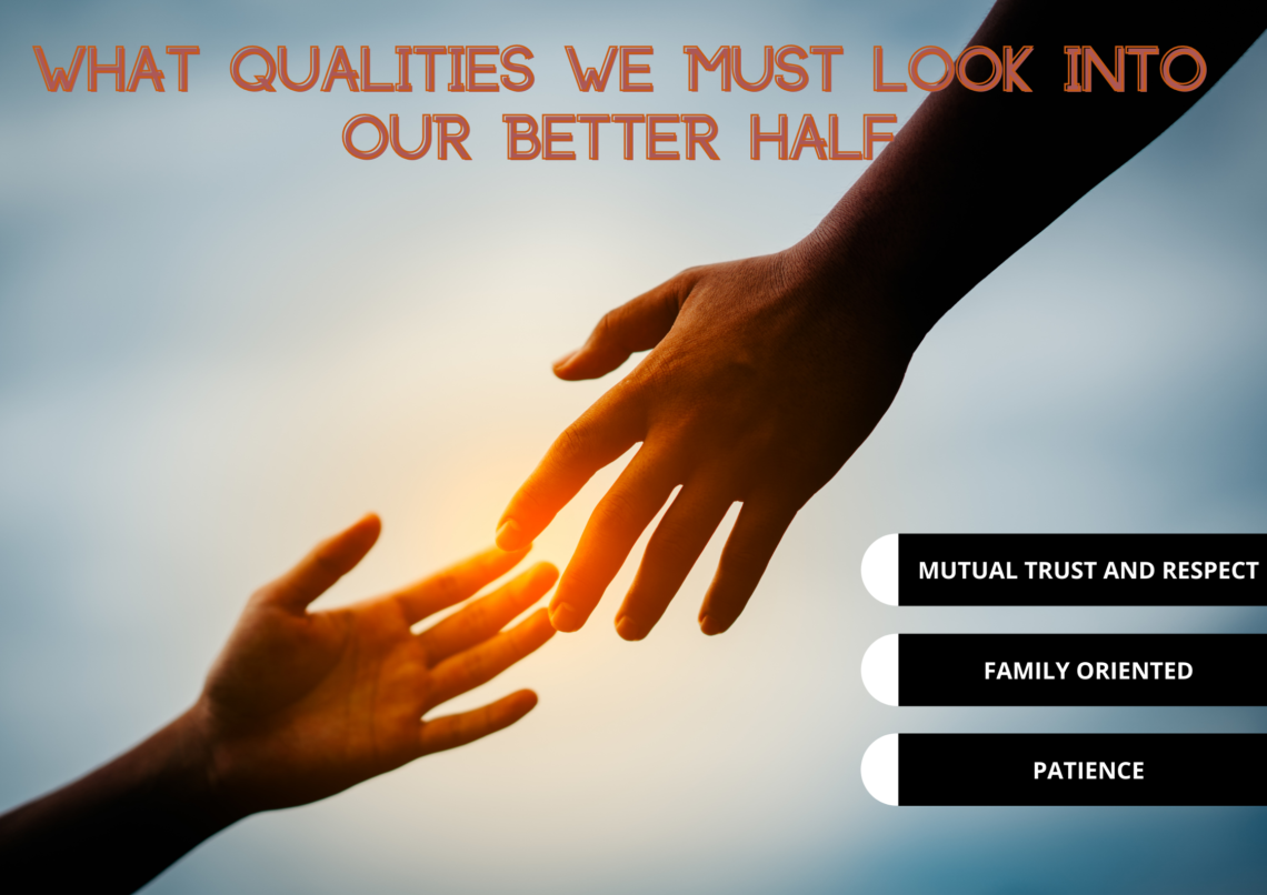Qualities of good spouse | Qualities of a good partner in marriage | Characteristics of a good spouse | Traits of a good spouse | Qualities of good life partner.
