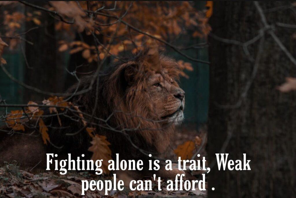 How do getting through tough times? 2