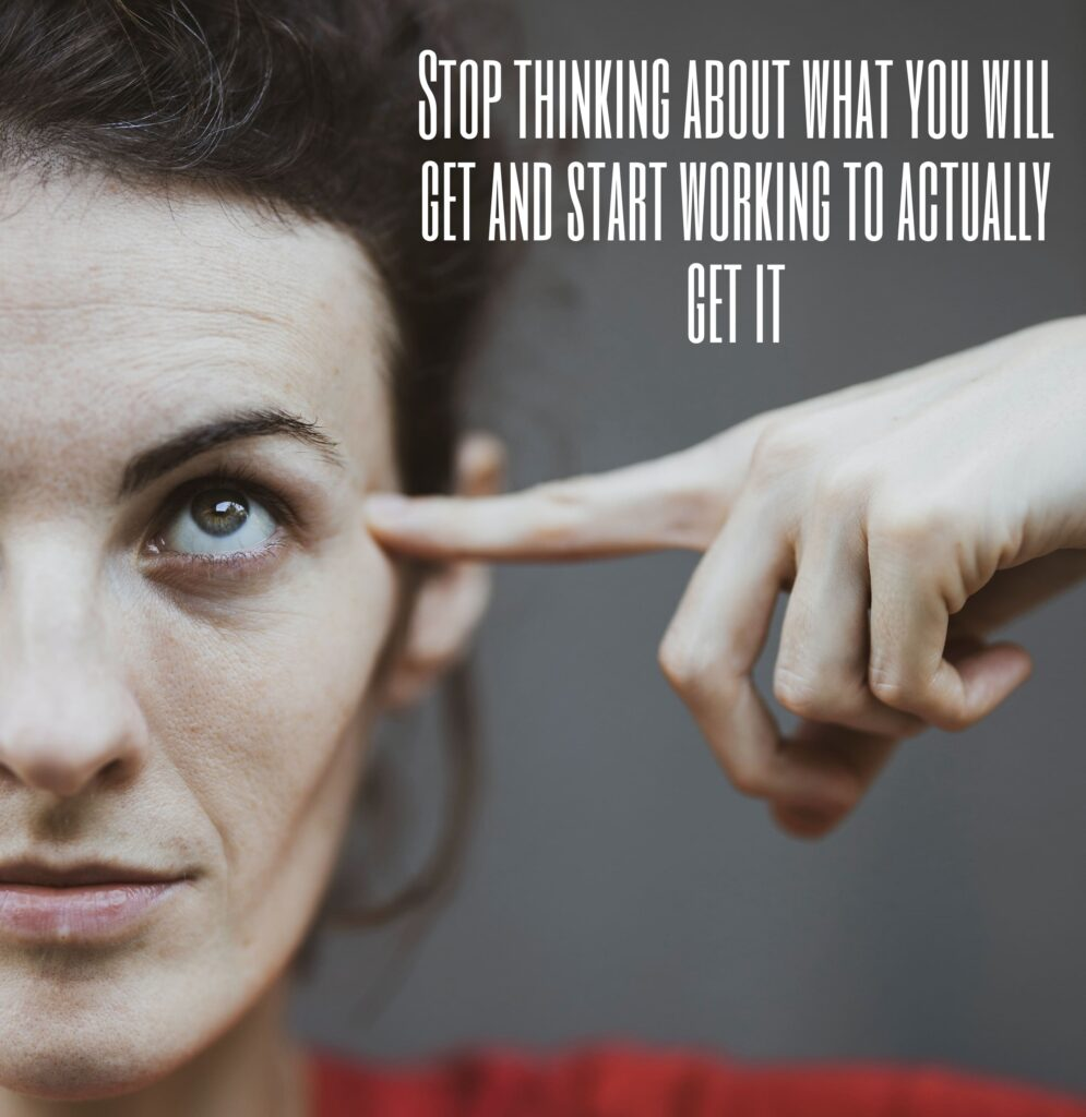 How to stop thinking of what will I get (selfish thinking) and getting pressurized by that? 3