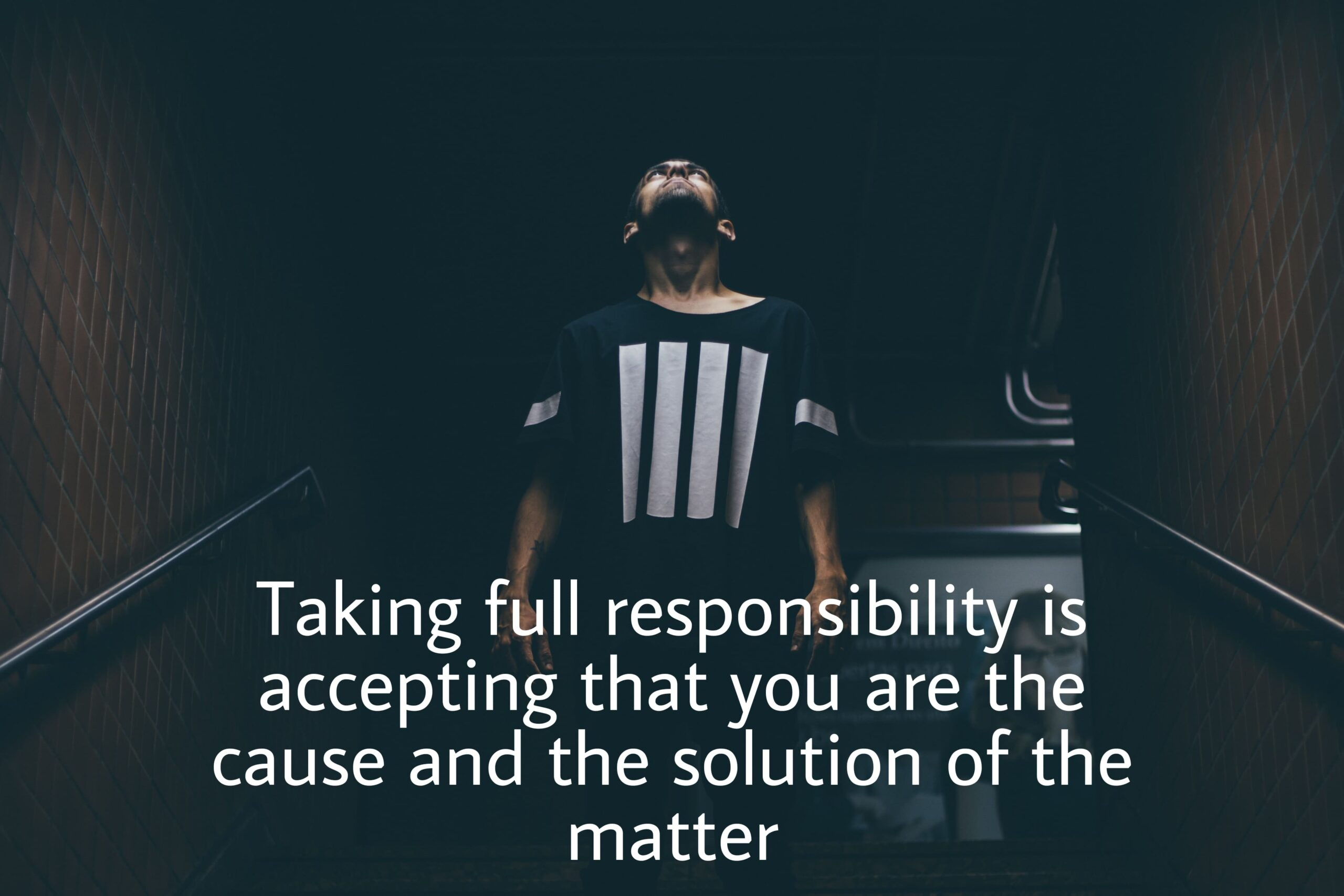 How to stop blaming others and start taking responsibility? 2