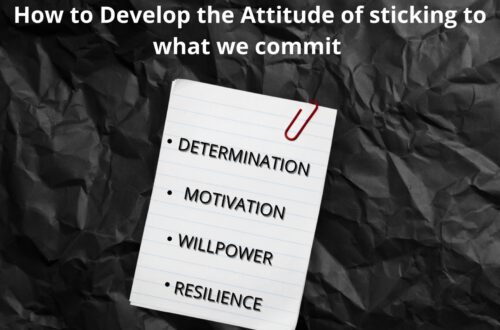 How to stay committed | How to stay committed to your goals | How to stay committed to a goal | How to stay committed to something | Staying committed to goals.