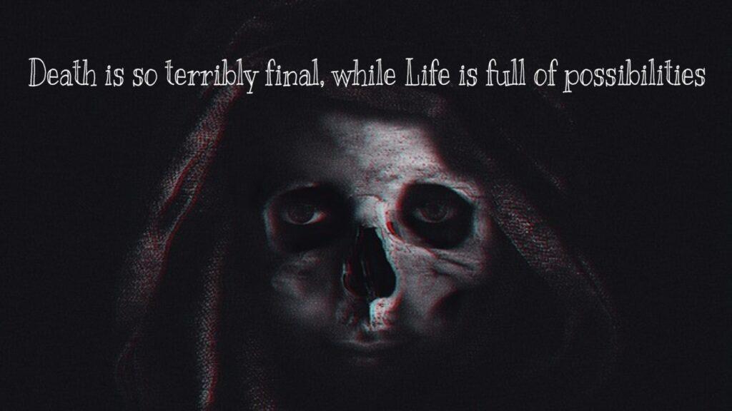 Fear of death phobia 3