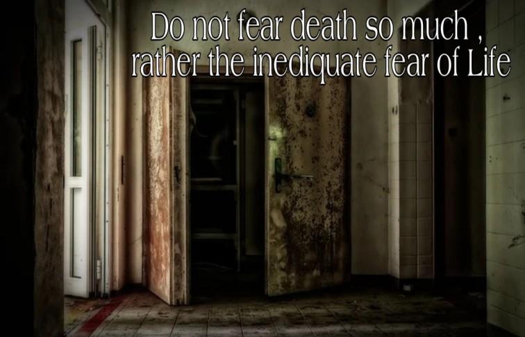 Fear of death phobia 5
